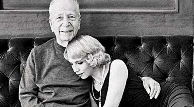 Sertab Erener babasını kaybetti