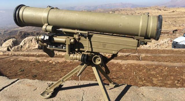 Şırnak'taki operasyonda ele geçirildi, Rus yapımı çıktı!