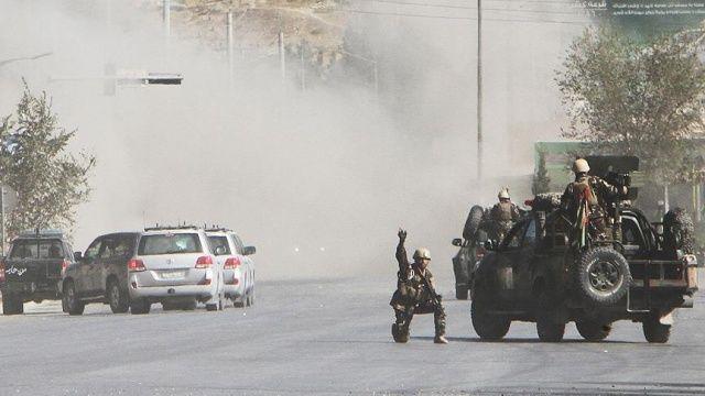 Taliban karakollara saldırdı: 22 ölü