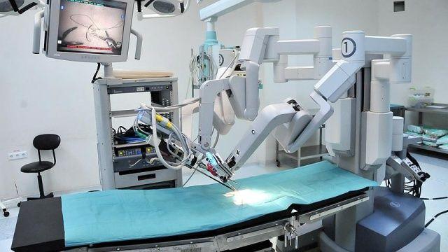 Türkiye, robotik cerrahiyle organ naklinde dünya ikincisi