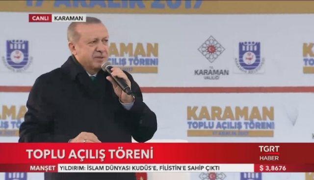 Cumhurbaşkanı Erdoğan'dan Irak ve Suriye'de PKK/PYD'ye operasyon sinyali