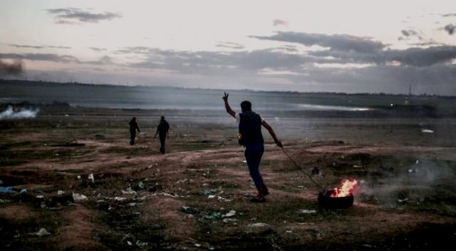 Gazze'den İsrail'e roket! Siren sesleri duyuldu...