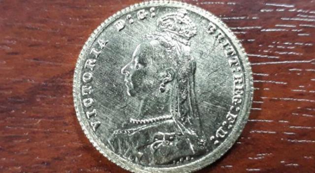 Kraliçe Victoria'nın altın paraları Adana'da bulundu