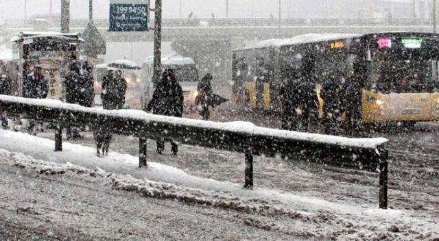 Türkiye yeni bir yağışlı sistemin etkisi altına giriyor