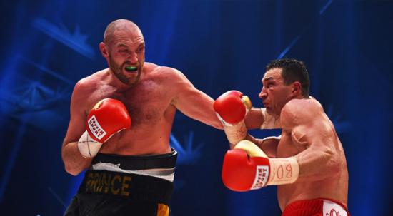 Tyson Fury ringlere geri dönüyor
