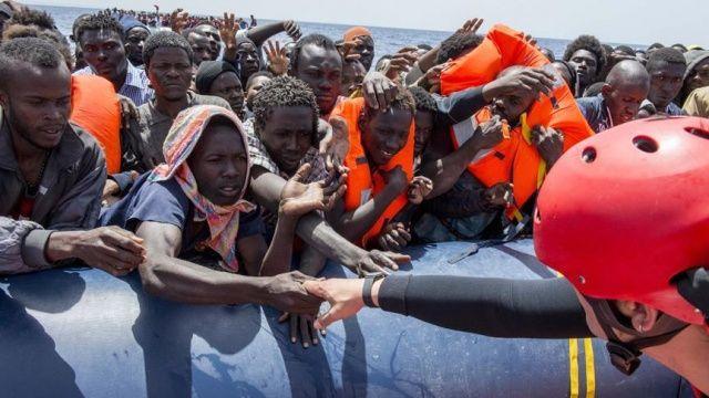 '2018 Akdeniz'deki sığınmacılar için ölümcül yıl başladı'
