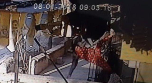 6 aylık hamile kadın çatıdan düşerek öldü