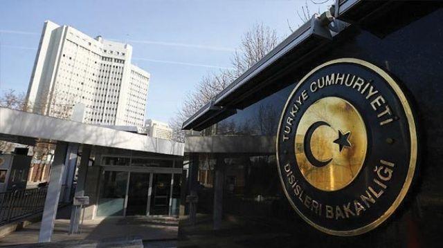 ABD Ankara Büyükelçiliği Müsteşarı Philip Kosnett, Dışişleri Bakanlığına çağrıldı
