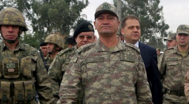 Afrin harekâtını 2. Ordu Komutanı İsmail Metin Temel kumanda yönetecek