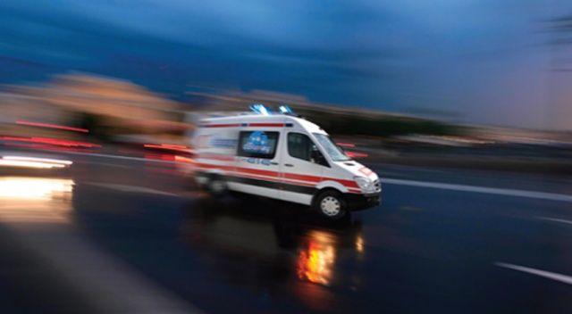 Antalya'da kaza: 3 yaralı