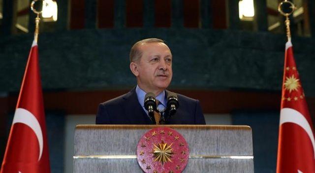 Erdoğan'dan ABD'ye rest: Bundan sonra bizden herhangi bir teröristi alamazsın!