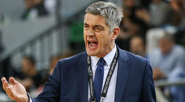 Galatasaray Odeabank'ın yeni hocası belli oldu
