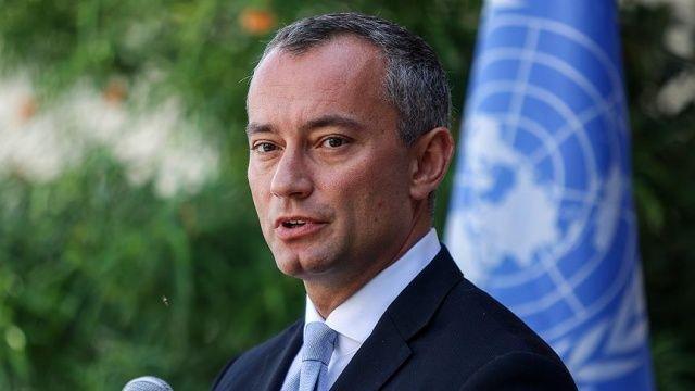 Hamas'tan BM Ortadoğu Barış Koordinatörü Mladenov'a kınama