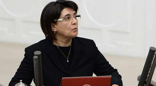 HDP'li Zana'nın vekilliği düşürüldü