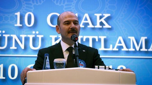 İçişleri Bakanı Soylu: Uyuşturucu konusunda tedbir almalıyız