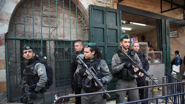İsrail, 2017 yılında Müslümanlara yönelik binin üzerinde ihlalde bulundu