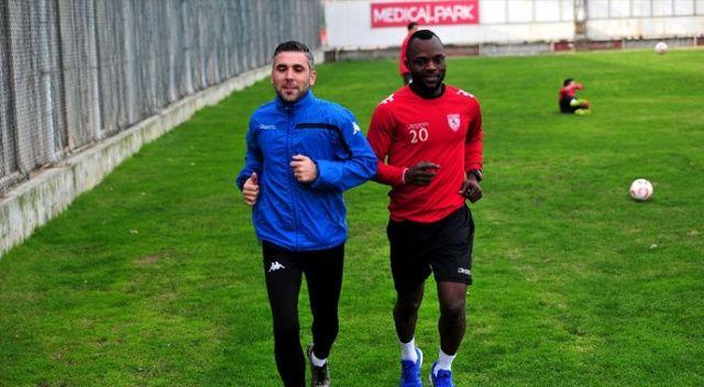 Samsunspor'da serbest kalan oyuncu sayısı artıyor