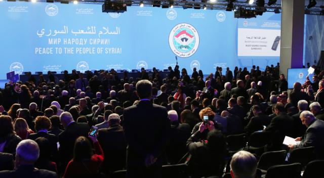 Suriyeli muhalifleri Soçi'de Türkiye temsil edecek