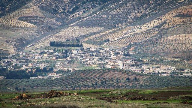 TSK, Afrin'deki terör hedeflerini vuruyor (Afrin haberleri Son dakika)