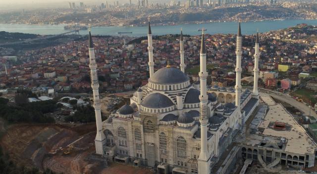 50 bin kişi teravihi Çamlıca'da kılacak