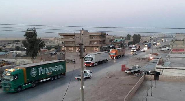 ABD, Suriye'ye silah yığmaya devam edecek