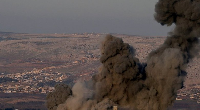 Azez-Afrin sınırında YPG ile ÖSO arasında çatışma çıktı