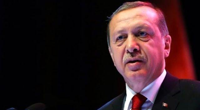 Cumhurbaşkanı Erdoğan'dan tarihî rest