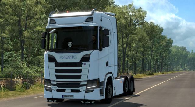 Her 5 çekiciden biri Scania marka
