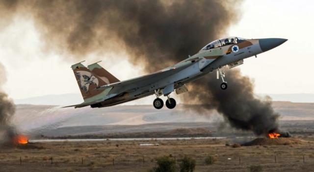İsrail medyası: 'İran ile direkt savaş başladı'