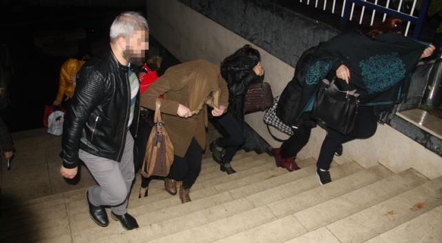 İstanbul'da dev operasyon, 40 kişi gözaltında