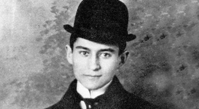 Kafka'nın mektupları Modern Klasikler'de
