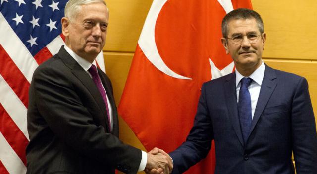 Pentagon: Teröre karşı Türkiye'nin yanındayız