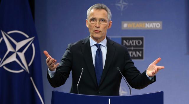 NATO'dan flaş Afrin mesajı: Türkiye'nin kaygıları meşru