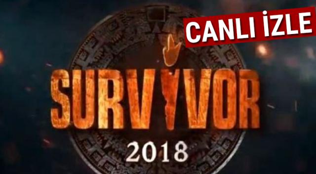 SURVİVOR 2018 CANLI İZLE: Survivor TV 8 Canlı Yayın akışı ve saatleri ( İşte Survivor 13.Bölüm)