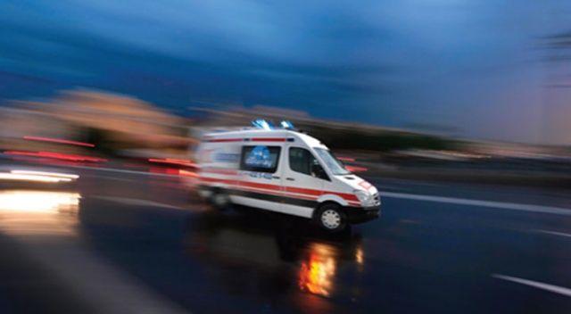 Yaralanan 20 ÖSO askeri Kilis'e getirildi