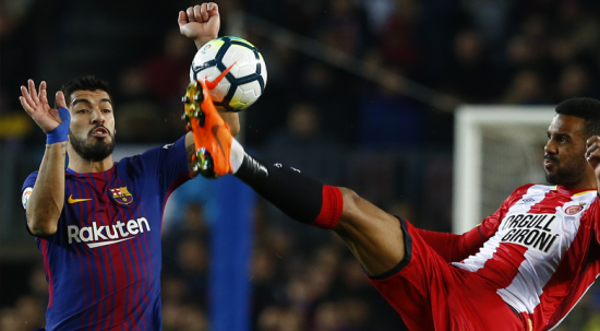 Barcelona'dan 6 gol