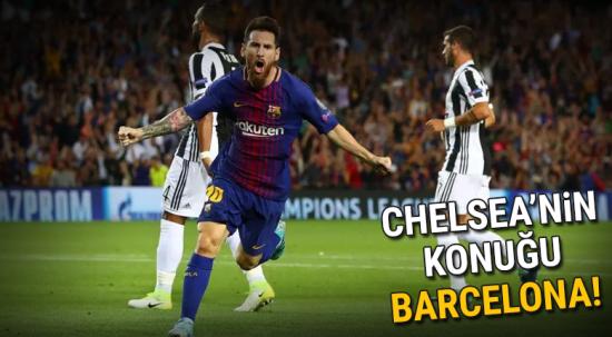 Chelsea 1-1 Barcelona Maç Özeti ve Golleri izle | (Chelsea Barça maç Skoru kaç kaç, Özet İzle)
