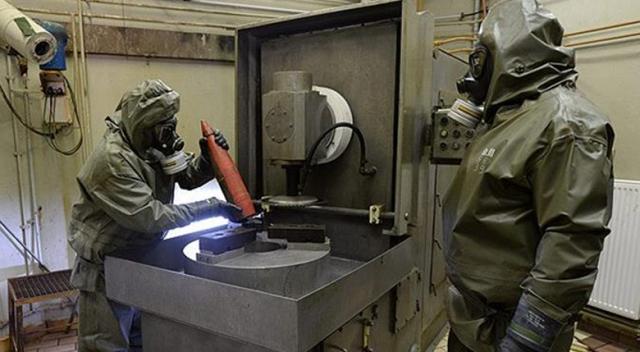 'Irak'ta kimyasal silahların imhası tamamlandı'