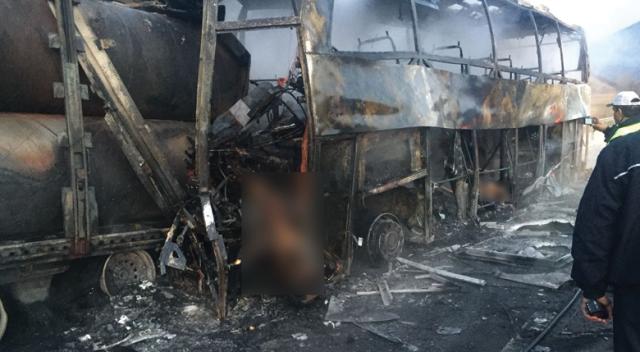 11 kişinin hayatını kaybettiği otobüs, kaza öncesinde 2 kez arızalanmış