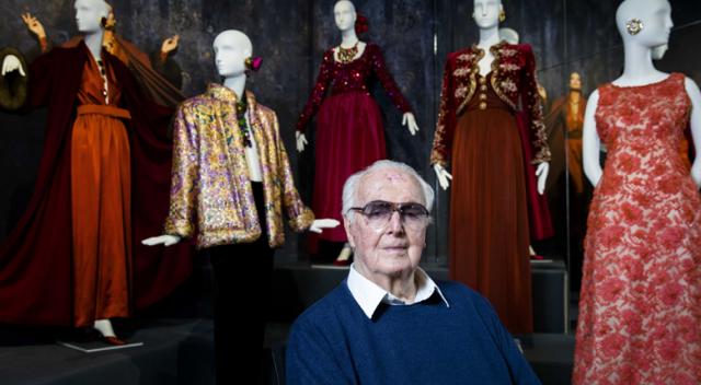 91 yaşındaki ünlü Fransız modacı hayatını kaybetti