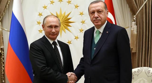Akkuyu'nun temelini Erdoğan ve Putin birlikte atacak