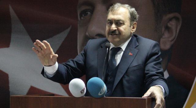 Bakan Eroğlu'ndan Siyaset Akademisi'nde ilk ders