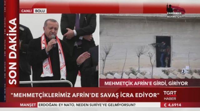 Cumhurbaşkanı Erdoğan: 3300 terörist etkisiz hâle getirildi