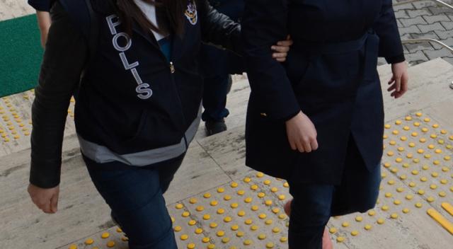 DEAŞ'lı kadın terörist yakalandı