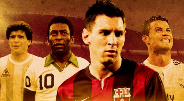 Dünyanın en iyi futbolcusu kim?   İşte Dünyanın en iyi 10 futbol oyuncusu
