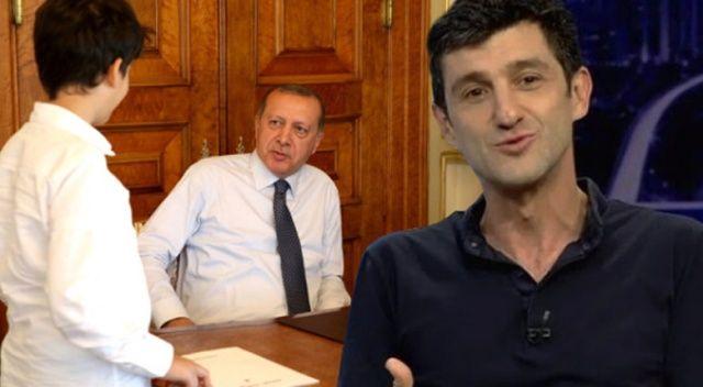 Erdoğan'ın torunu TRT Çocuk'ta yarıştı