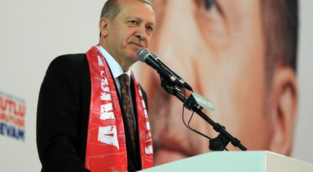 Erdoğan: Tehdit altındayız neredesin NATO
