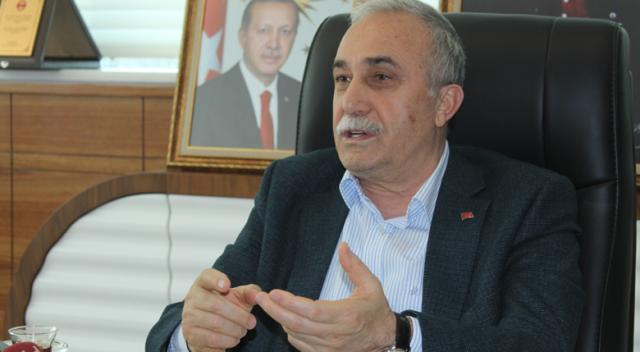 Fakıbaba: 'Özelleştirilen şeker fabrikaları kotayı dolduramazsa geri alınacak'