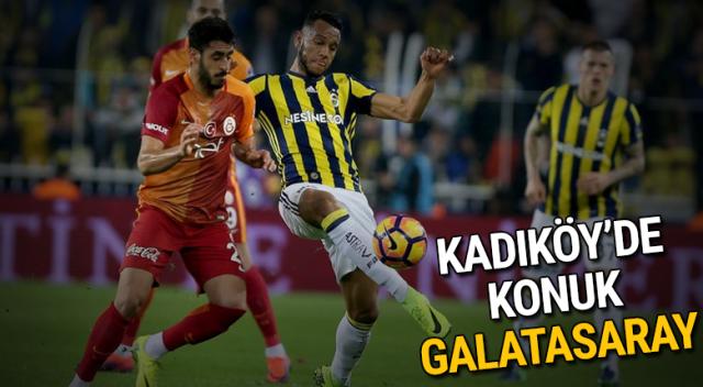 Fenerbahçe Galatasaray maçı saat kaçta? | FB GS maçı hangi kanalda şifresiz yayınlanacak?
