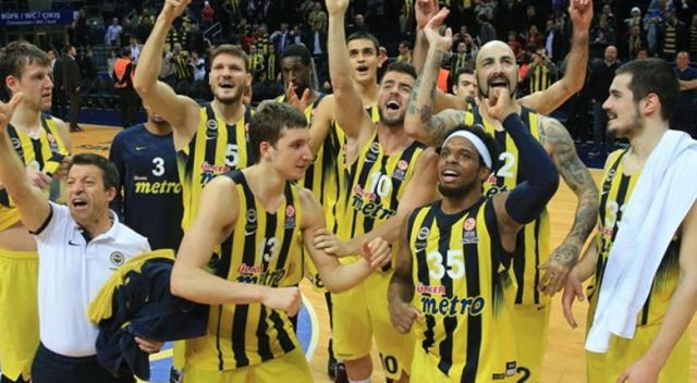 Fenerbahçe Play-Off'ta!